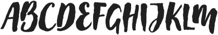Mayton otf (400) Font UPPERCASE
