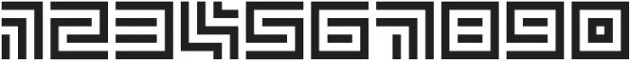 Maze Simple Regular otf (400) Font OTHER CHARS