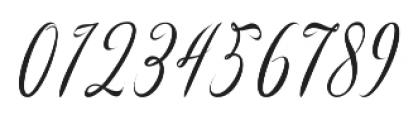 madania script otf (400) Font OTHER CHARS