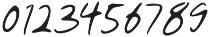 maestro signature otf (400) Font OTHER CHARS