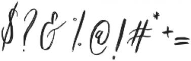 magdalena script otf (400) Font OTHER CHARS