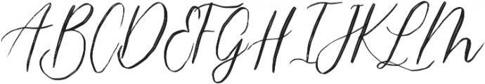 magdalena script otf (400) Font UPPERCASE