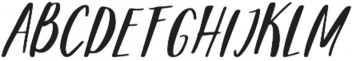mandarina otf (400) Font UPPERCASE