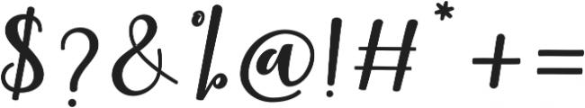 mathilda Regular ttf (400) Font OTHER CHARS