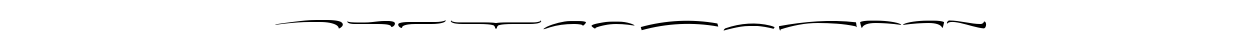 Manhattan Swash.ttf Font LOWERCASE