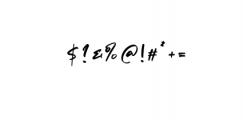 Matsuyama.ttf Font OTHER CHARS