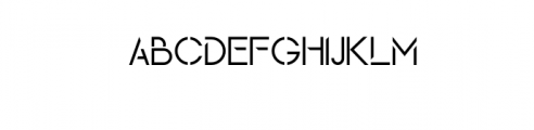 Maxellight-Condensed.otf Font UPPERCASE