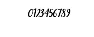 magic.ttf Font OTHER CHARS
