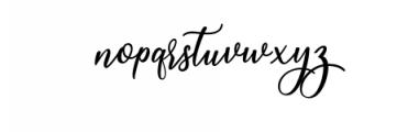 magic.ttf Font LOWERCASE