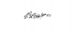 matsury.otf Font OTHER CHARS