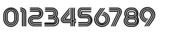 Macrame Three Font OTHER CHARS