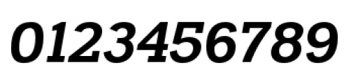 Madawaska Bold Short Caps Italic Font OTHER CHARS