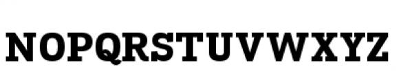 Madawaska Bold Short Caps Font LOWERCASE