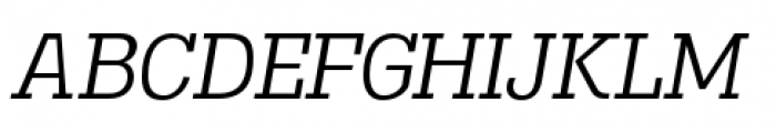 Madawaska Book Short Caps Italic Font UPPERCASE