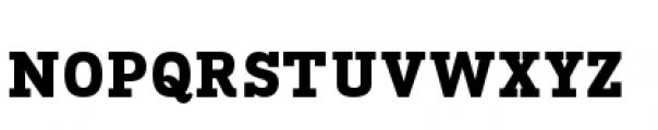 Madawaska Heavy Short Caps Font LOWERCASE