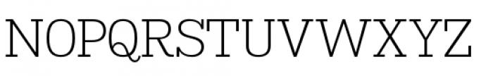 Madawaska Light Font UPPERCASE