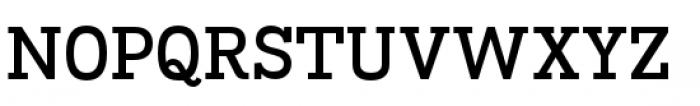 Madawaska Semi Bold Short Caps Font UPPERCASE