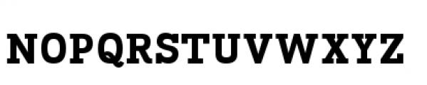 Madawaska Semi Bold Short Caps Font LOWERCASE