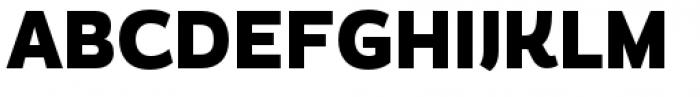 Magallanes Condensed Black Font UPPERCASE