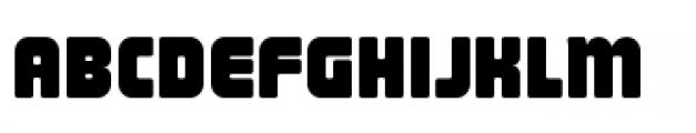 Magnum SE Font UPPERCASE