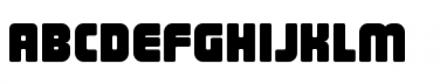 Magnum SE Font LOWERCASE