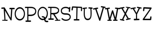 Malihini Tahitian BTN Regular Font UPPERCASE