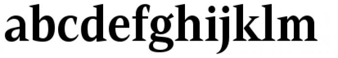 Mandrel Condensed Bold Font LOWERCASE