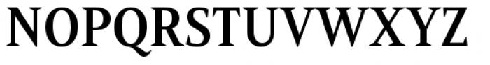 Mandrel Condensed Demi Font UPPERCASE