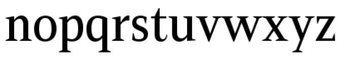 Mandrel Condensed Medium Font LOWERCASE