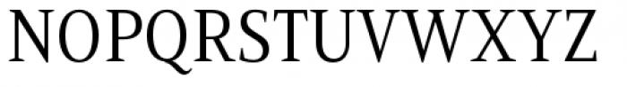 Mandrel Condensed Regular Font UPPERCASE