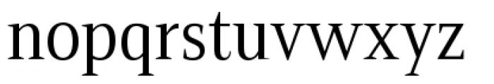 Mandrel Condensed Regular Font LOWERCASE