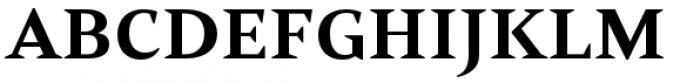 Mandrel Extended ExBold Font UPPERCASE