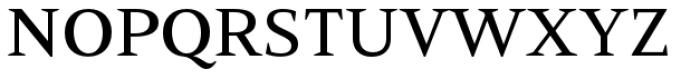 Mandrel Extended Medium Font UPPERCASE