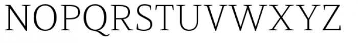 Mandrel Extended Thin Font UPPERCASE
