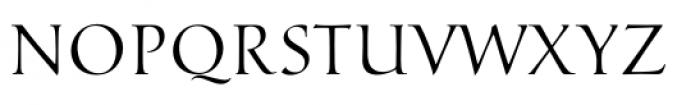 Marcus Small Capitals Font UPPERCASE