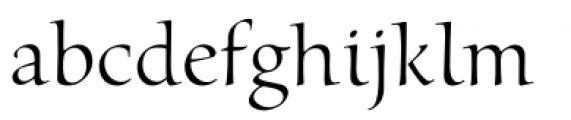 Marcus Font LOWERCASE