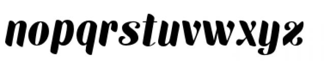 Mardi Gras Improved Font LOWERCASE