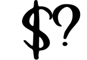 Macbarel Font OTHER CHARS