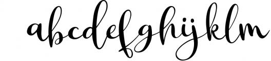 Macbarel Font LOWERCASE