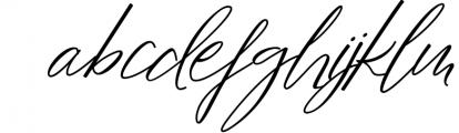 Madame Typeface Font LOWERCASE