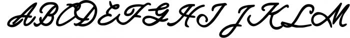 Magdalena | Beauty Script Handwritten Font UPPERCASE