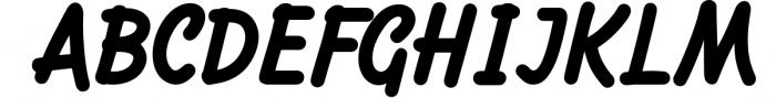Magnatec Font UPPERCASE