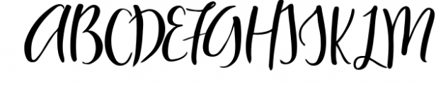 Magnetars - space font Font UPPERCASE