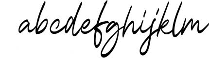 Magnolia A Stylish Calligraphy Font 1 Font LOWERCASE