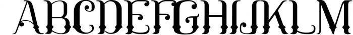 Mahaputra Font UPPERCASE