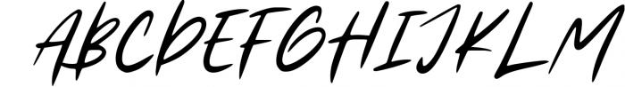 Majesty Luxury Font Font UPPERCASE