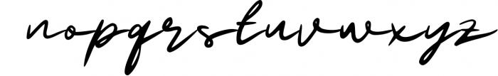 Majesty Luxury Font Font LOWERCASE