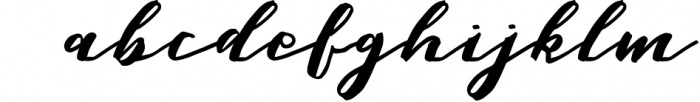 Malaga Diary   A Sweet Diary Fonts 1 Font LOWERCASE