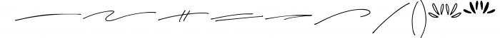 Malibu | Handwritten Font + Extras Font UPPERCASE
