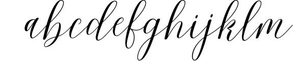 Malibu Script 2 Font LOWERCASE